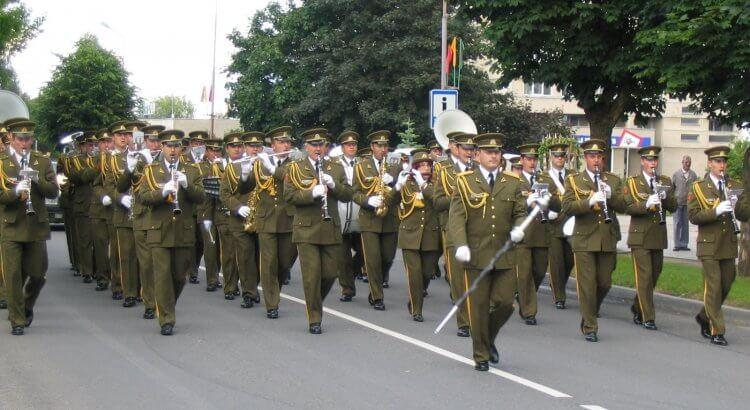 kariuomenes