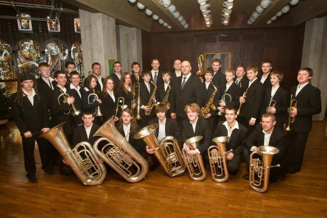 Pabradės fanfarinis orkestras