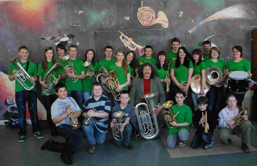 Radviliškio r. Šeduvos gimnazijos pučiamųjų instrumentų orkestras