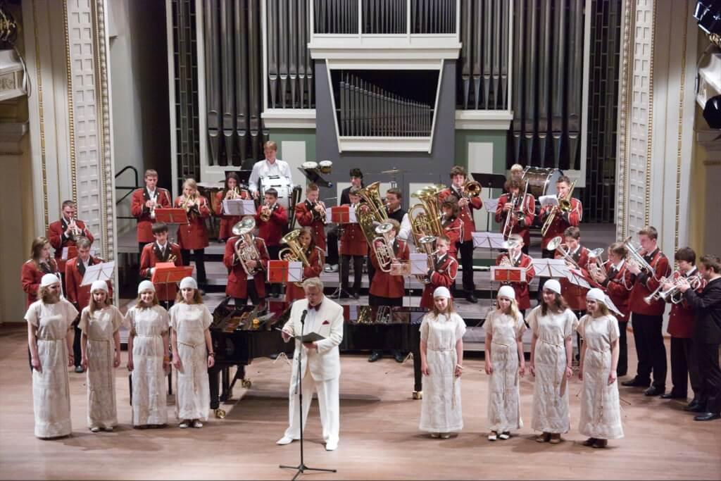 Rūdiškių varinių pučiamųjų instrumentų orkestras