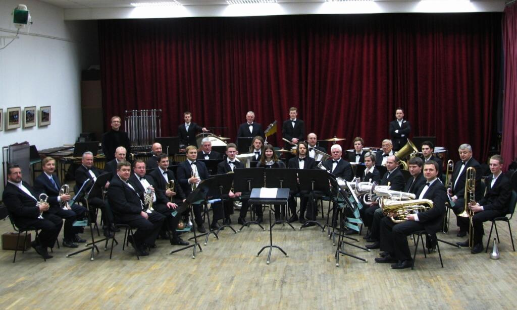 "Brass Band ""SENJORAI"""