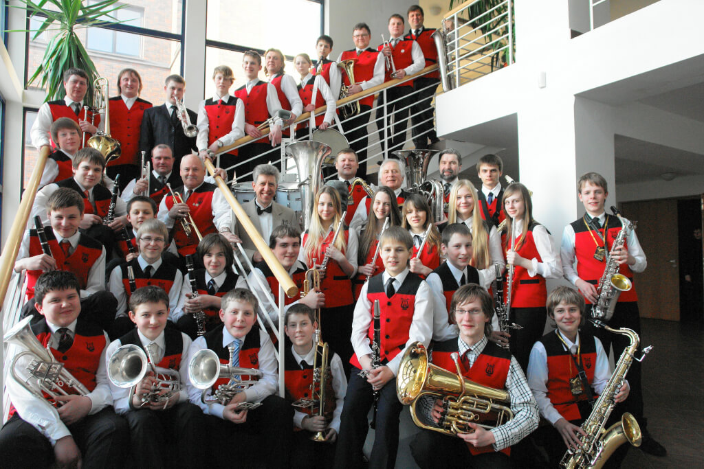 Telšių muzikos mokyklos pučiamųjų instrumentų orkestras