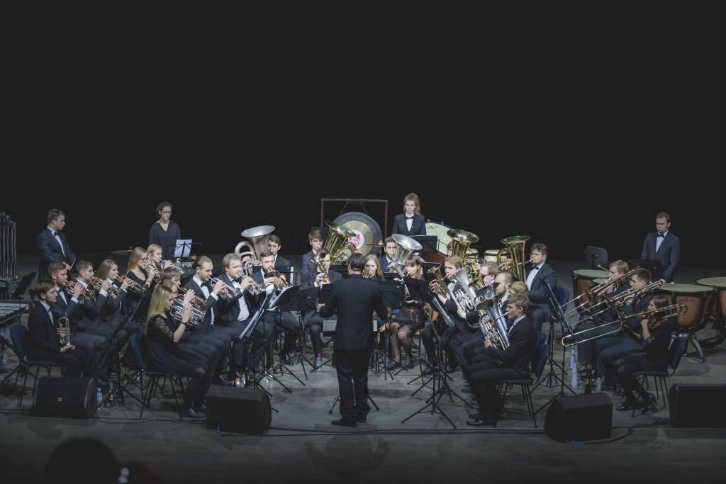 SEKMADIENINIS  vario dūdų orkestras