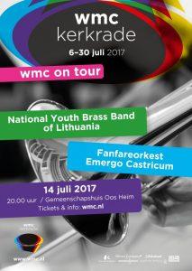 01.WMC on Tour - 14 juli - affiche