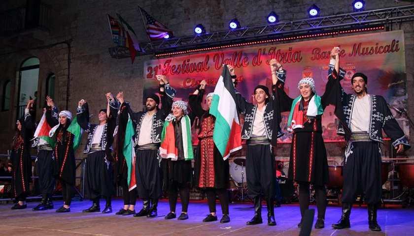 Palestinos ansamblis