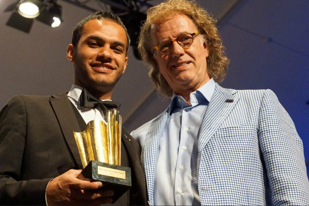 WMC André Rieu Talent Award_Samuel Agustín Aguirre