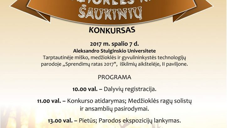 MedzioklesRaguSaukiniuKonkursas_Afisa