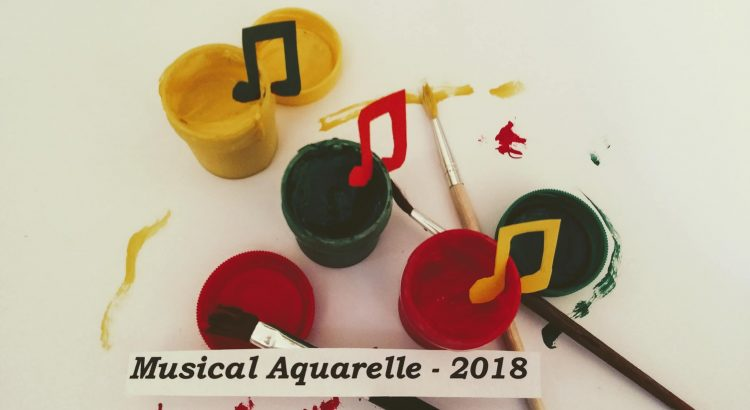 Musical aquarelle-2018