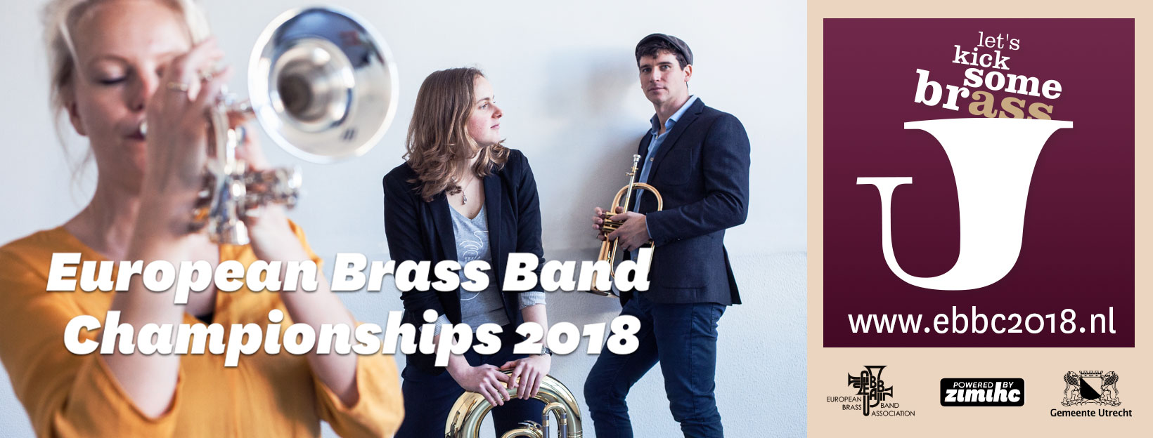 European Brass Band Championchip-2018_Utrecht