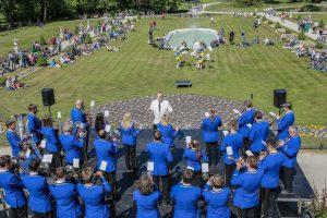 Palangos orkestras parke