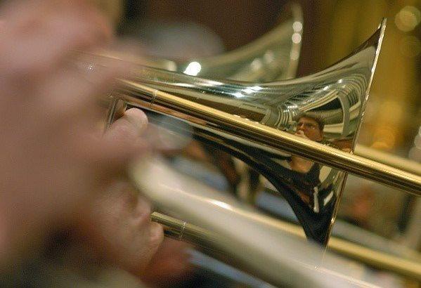 Tik trombonai